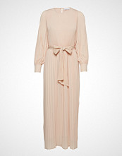 Cathrine Hammel Long Miami Dress Maxikjole Festkjole Beige CATHRINE HAMMEL