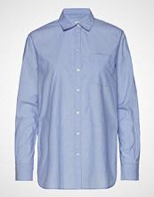 GAP Bf Shirt - Eoe Langermet Skjorte Blå GAP