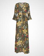 Mos Mosh Tulum Ava Dress Maxikjole Festkjole Multi/mønstret MOS MOSH