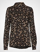 Stine Goya Lucian, 560 Mervidelux Knit Langermet Skjorte Multi/mønstret STINE GOYA