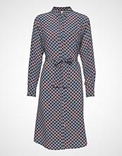 Boss Casual Wear Catnyna Knelang Kjole Multi/mønstret BOSS CASUAL WEAR