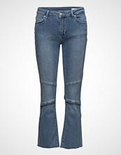 2nd One Janelle 833 Raw Light St Blue, Jeans Skinny Jeans Blå 2ND