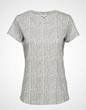 Signal T-Shirt/Top T-shirts & Tops Short-sleeved Grå SIGNAL