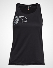 Newline Core Coolskin Singlet T-shirts & Tops Sleeveless Svart NEWLINE