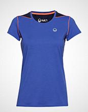 Halti Marjo W T-Shirt T-shirts & Tops Short-sleeved Blå HALTI