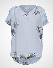 Signal Shirts T-shirts & Tops Short-sleeved Blå SIGNAL