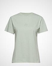 Holzweiler Suzana Tee T-shirts & Tops Short-sleeved Grønn HOLZWEILER