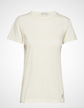 Tiger of Sweden Jeans Sanja T-shirts & Tops Short-sleeved Creme TIGER OF SWEDEN JEANS