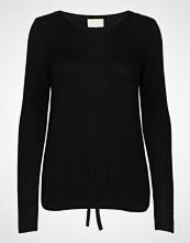 Minus Clove Knit Pullover Strikket Genser Svart MINUS