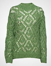 Stine Goya Alex, 585 Alex Knit Strikket Genser Grønn STINE GOYA