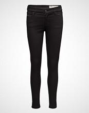 Diesel Women Slandy Trousers Skinny Jeans Svart DIESEL WOMEN