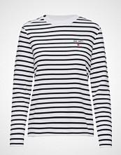 Boss Casual Wear Telamour T-shirts & Tops Long-sleeved Hvit BOSS CASUAL WEAR