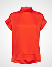 By Malene Birger Candillon T-shirts & Tops Short-sleeved Oransje BY MALENE BIRGER