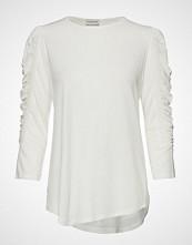 By Malene Birger Tsh5016s91 T-shirts & Tops Long-sleeved Hvit BY MALENE BIRGER