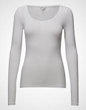 mbyM Anna T-shirts & Tops Long-sleeved Hvit MBYM