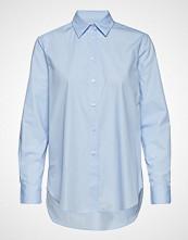 Filippa K Jane Shirt Langermet Skjorte Blå FILIPPA K