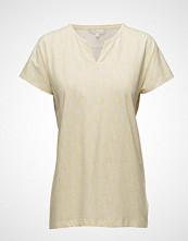 Signal T-Shirt/Top T-shirts & Tops Short-sleeved Creme SIGNAL