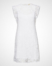 Michael Kors Ornate Crochet Dress Kort Kjole Hvit MICHAEL KORS