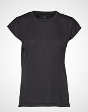 Houdini W'S Big Up Tee T-shirts & Tops Short-sleeved Svart HOUDINI