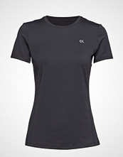 Calvin Klein Performance Coolcore Ss Tee T-shirts & Tops Short-sleeved Svart CALVIN KLEIN PERFORMANCE