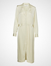 Lovechild 1979 Naya Dress Knelang Kjole Creme LOVECHILD 1979