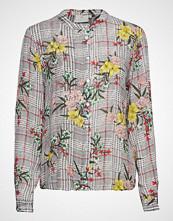 Kaffe Kamorge Ppp Shirt Bluse Langermet Multi/mønstret KAFFE