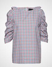 Birgitte Herskind Codi Blouse T-shirts & Tops Long-sleeved Multi/mønstret BIRGITTE HERSKIND