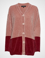Soft Rebels Pino Cardigan Strikkegenser Cardigan Rosa SOFT REBELS