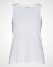American Vintage Jacksonville T-shirts & Tops Sleeveless Hvit AMERICAN VINTAGE