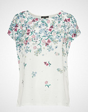 Esprit Collection T-Shirts T-shirts & Tops Short-sleeved Hvit ESPRIT COLLECTION