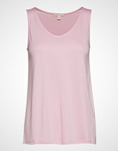 Esprit Casual T-Shirts T-shirts & Tops Sleeveless Rosa ESPRIT CASUAL
