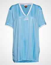 Ellesse El Alicia T-shirts & Tops Short-sleeved Blå ELLESSE