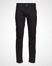Tommy Hilfiger Core Denton Straight Slim Jeans Svart TOMMY HILFIGER