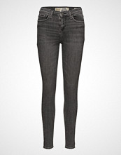 Superdry Super Crafted- Skinny Mid Rise Skinny Jeans Grå SUPERDRY