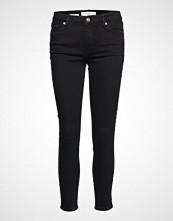 Mango Skinny Jeans Skinny Jeans Svart MANGO