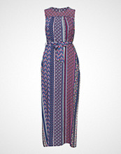 Esprit Casual Dresses Light Woven Maxikjole Festkjole Blå ESPRIT CASUAL