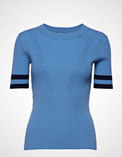 Six Ames Mia T-shirts & Tops Short-sleeved Blå SIX AMES