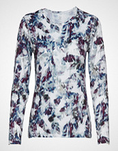 DAILY SPORTS Print Base Ls Tee T-shirts & Tops Long-sleeved Multi/mønstret DAILY SPORTS