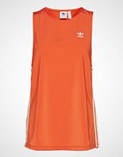 Adidas Elongated Tank T-shirts & Tops Sleeveless Oransje ADIDAS
