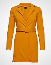 Gina Tricot Bea Blazer Dress Kort Kjole Oransje GINA TRICOT