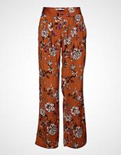 Rosemunde Trousers Vide Bukser Multi/mønstret ROSEMUNDE
