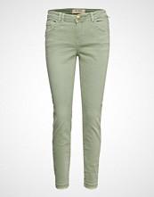 Mos Mosh Sumner Soft Pant Skinny Jeans Grønn MOS MOSH