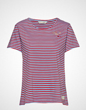 Odd Molly Miss Stripes Tee T-shirts & Tops Short-sleeved Blå ODD MOLLY