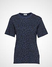Replay Tshirt T-shirts & Tops Short-sleeved Blå REPLAY
