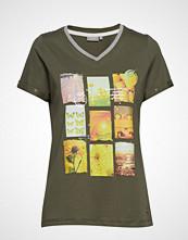 Fransa Frcifruit 2 T-Shirt T-shirts & Tops Short-sleeved Multi/mønstret FRANSA