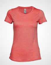 Icebreaker Wmns Sphere Ss Low Crewe T-shirts & Tops Short-sleeved Rosa ICEBREAKER