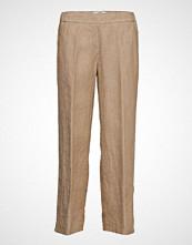 BRAX Maine S Bukser Med Rette Ben Beige BRAX