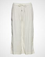 Gant O2. Summer Linen Culotte Vide Bukser Creme GANT