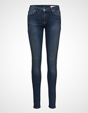 2nd One Nicole 829 Blue Thrill, Jeans Skinny Jeans Blå 2ND