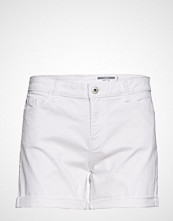 Edc by Esprit Shorts Denim Kort Skjørt Hvit EDC BY ESPRIT